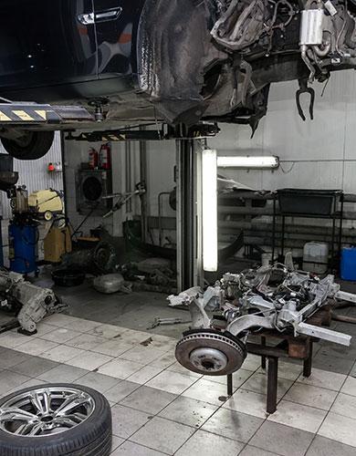 Réparation mécanique Chiny